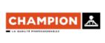 Code promo Champion