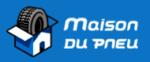 Maison du pneu logo